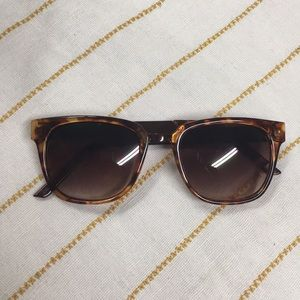 Nine West Wayfarer Sunglasses